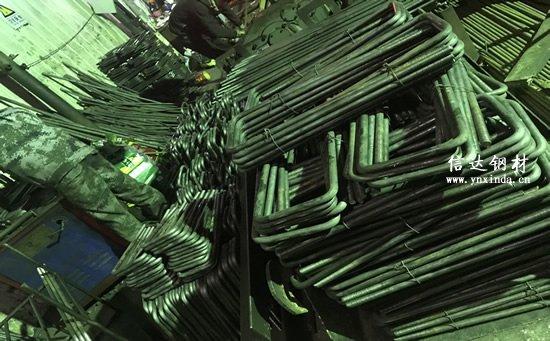 工字钢预埋件