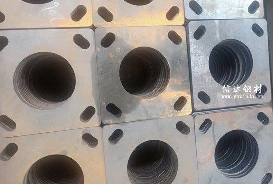 鋼板切割加工